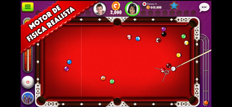 Pool Strike online 8 ball pool billiards free game