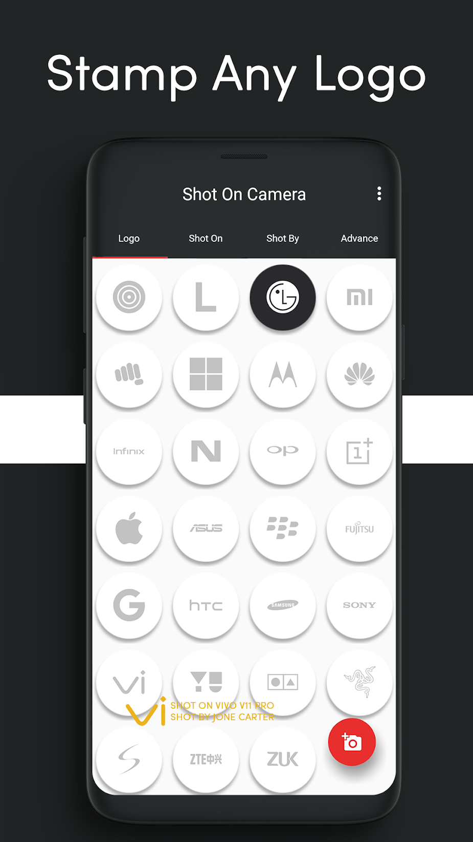 ShotOn Camera - Add Photo Watermark