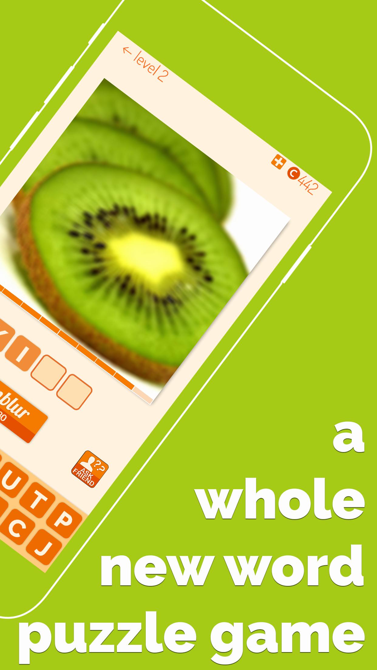 unblur.app: Picture Guessing & Photo Quiz Puzzle