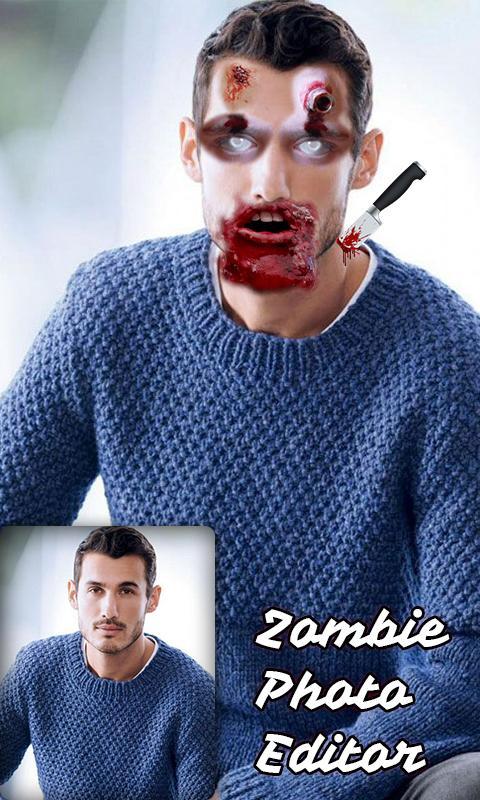 Zombie Photo Editor 2019 Make Me Zombie