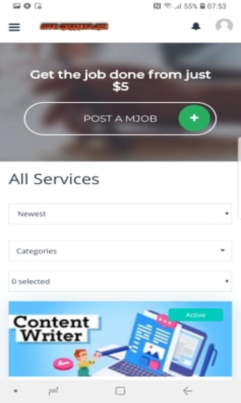 Appz Marketplace - Get the Job Done