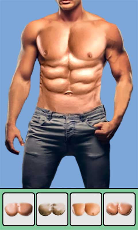 Abs Maker - Body Chest Six Packs Photo Editor