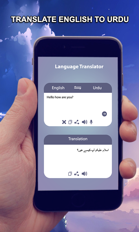 All Languages Text - Voice Translator