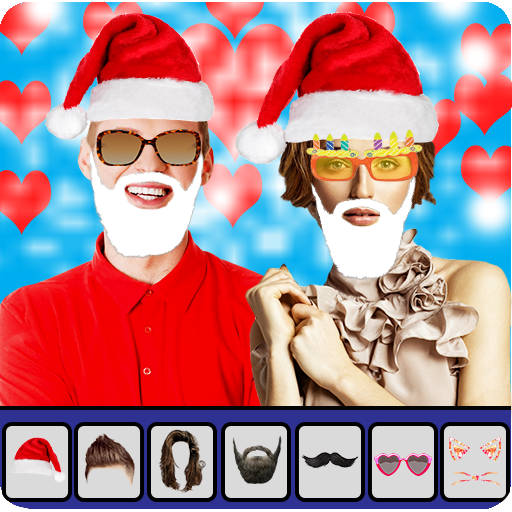 Christmas Photo Editor - Santa Claus Photo Frames
