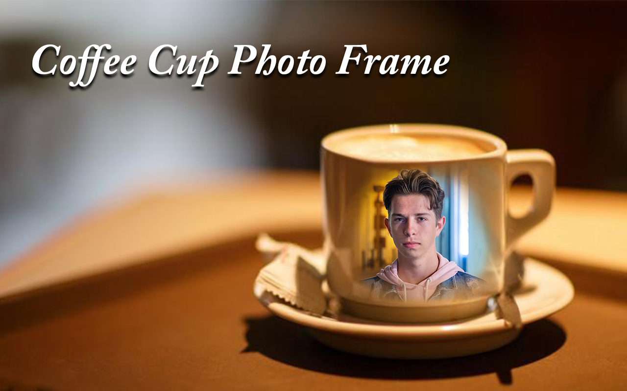 Coffee Mug Photo Frames 2019