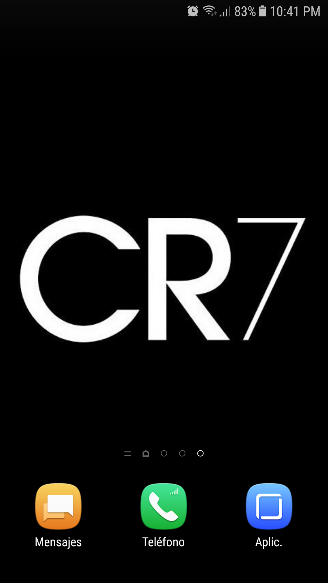 Cristiano Ronaldo - Fondos