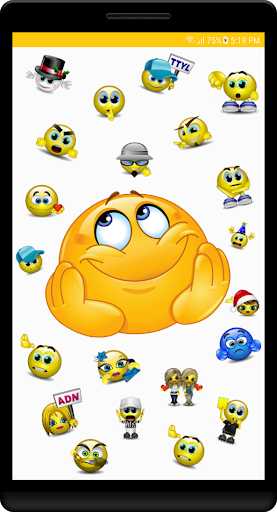 Emoji Talking Smileys: Animated Emojis + Stickers