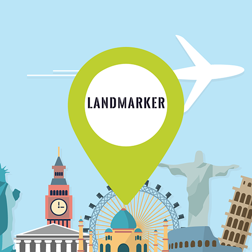 LandMarker - Discover more of the World