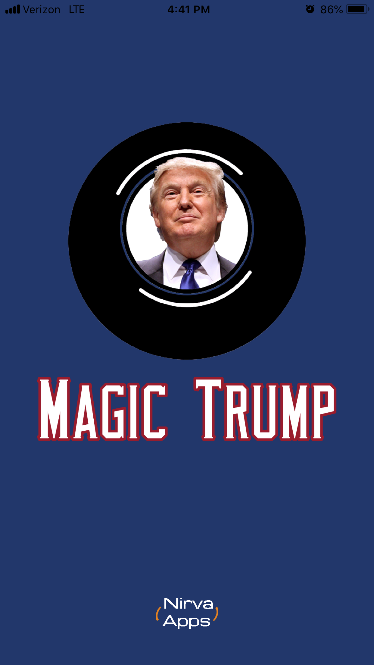 Magic Trump
