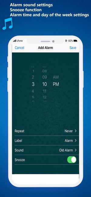 Math Puzzle Alarm Clock