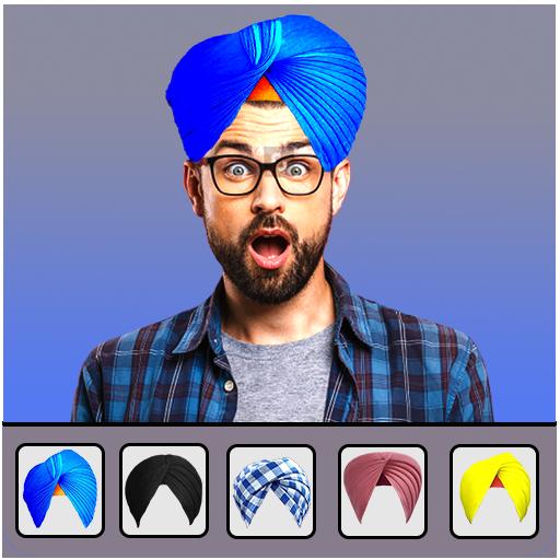 Sikh Turban - Photo Editor