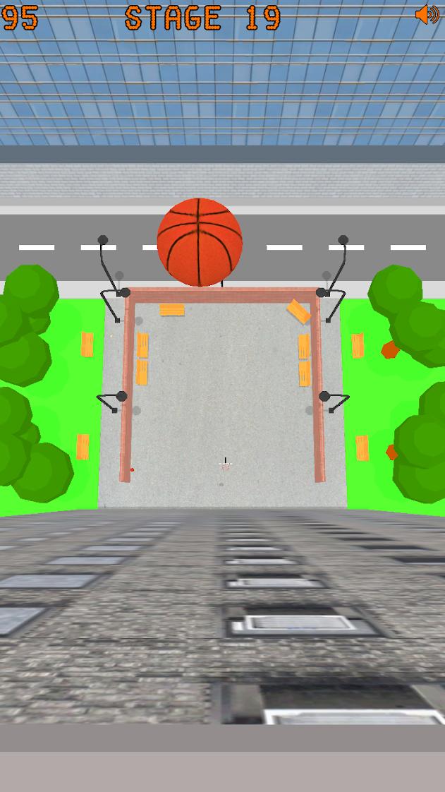 Skyscraper Basketball