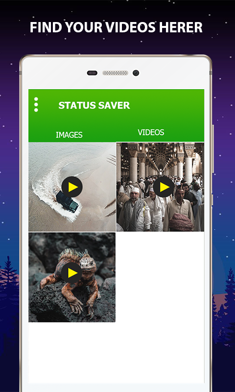 Status Saver – Pic & Video Status Downloader App