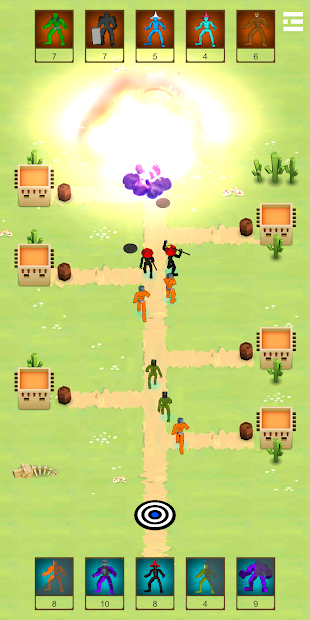 Tactic Master - RTS Battle