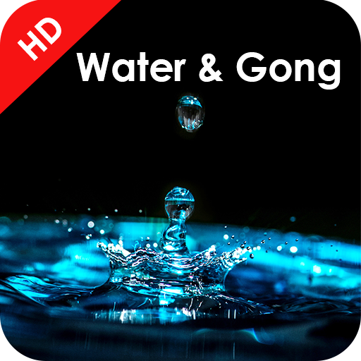 Water Sounds and Gong - Relaxing sounds:meditation