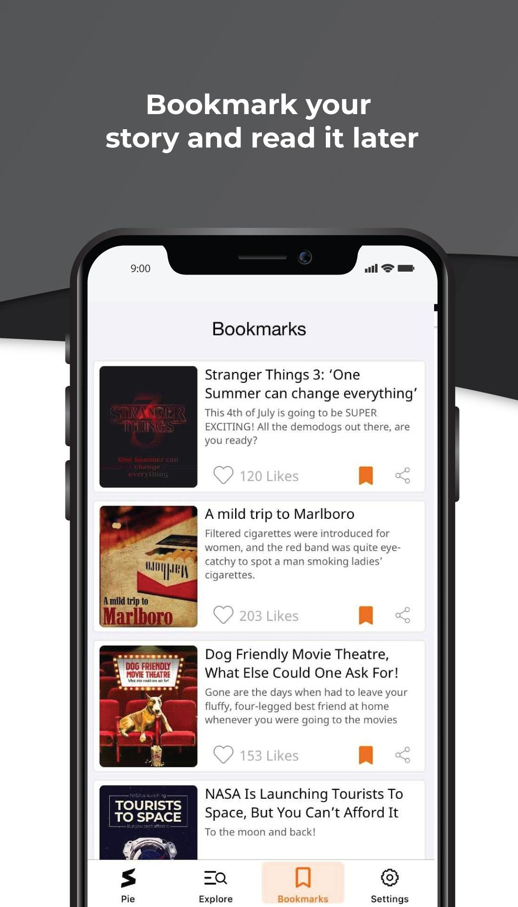 StoryPie- Trending news, Latest Story, Short News