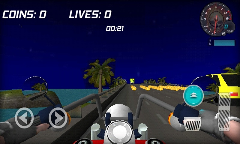 Real Highway Rider
