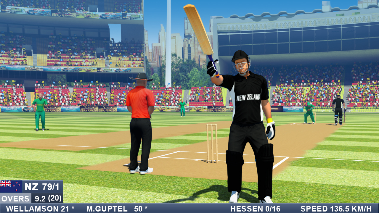 Real World Cricket - T20 Cricket
