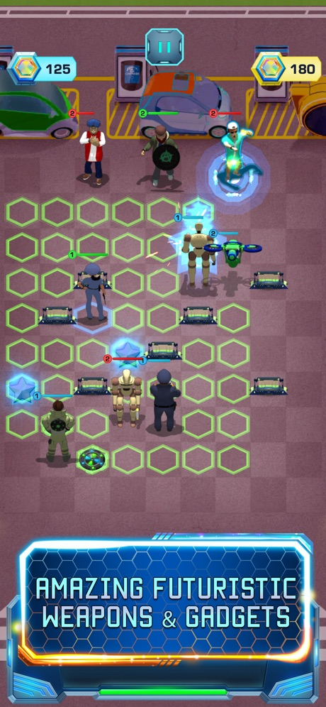 Robot City Clash: To Summon & Protect