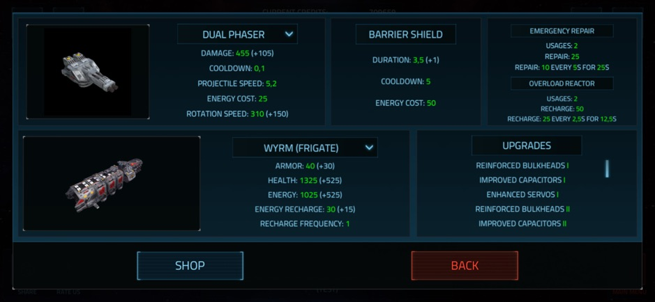 Star Zone - Spaceship Command