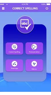 Voice Spelling Checker - Correct Spelling