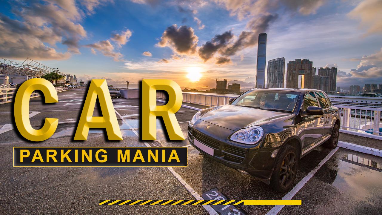 3d real car parking mania – car parking fury