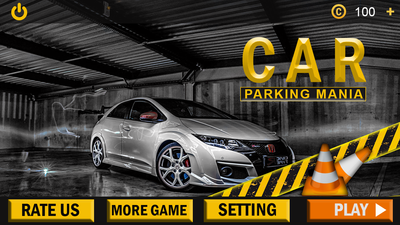 3d real car parking mania – car parking fury