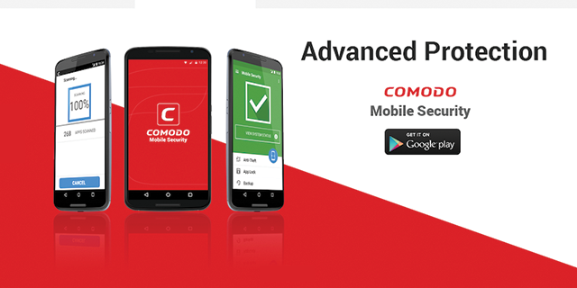 Comodo Antivirus Free - Virus Cleaner, Vault, VPN