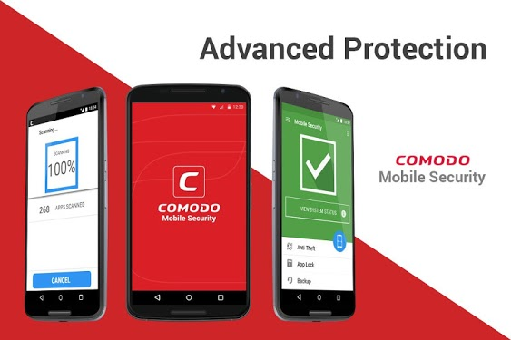 Android Antivirus 2019, Comodo VPN Mobile Security