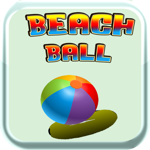 Beach Ball Basket
