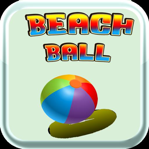 Beach Ball Basket