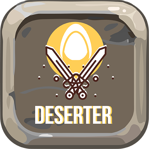 Deserter : Curse of the fallen knight