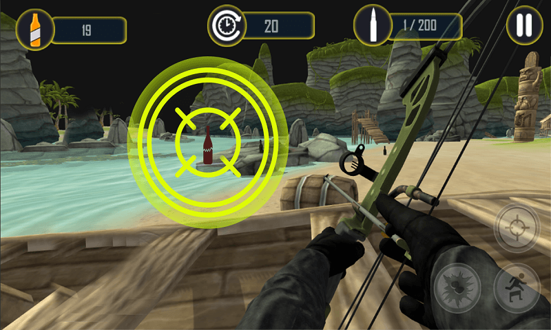 Expert 3d bottle shoot – 3d bottle shooting games