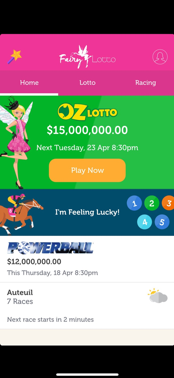 Fairy Lotto