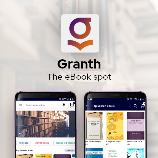 Granth - Android Ebook App + Admin panel