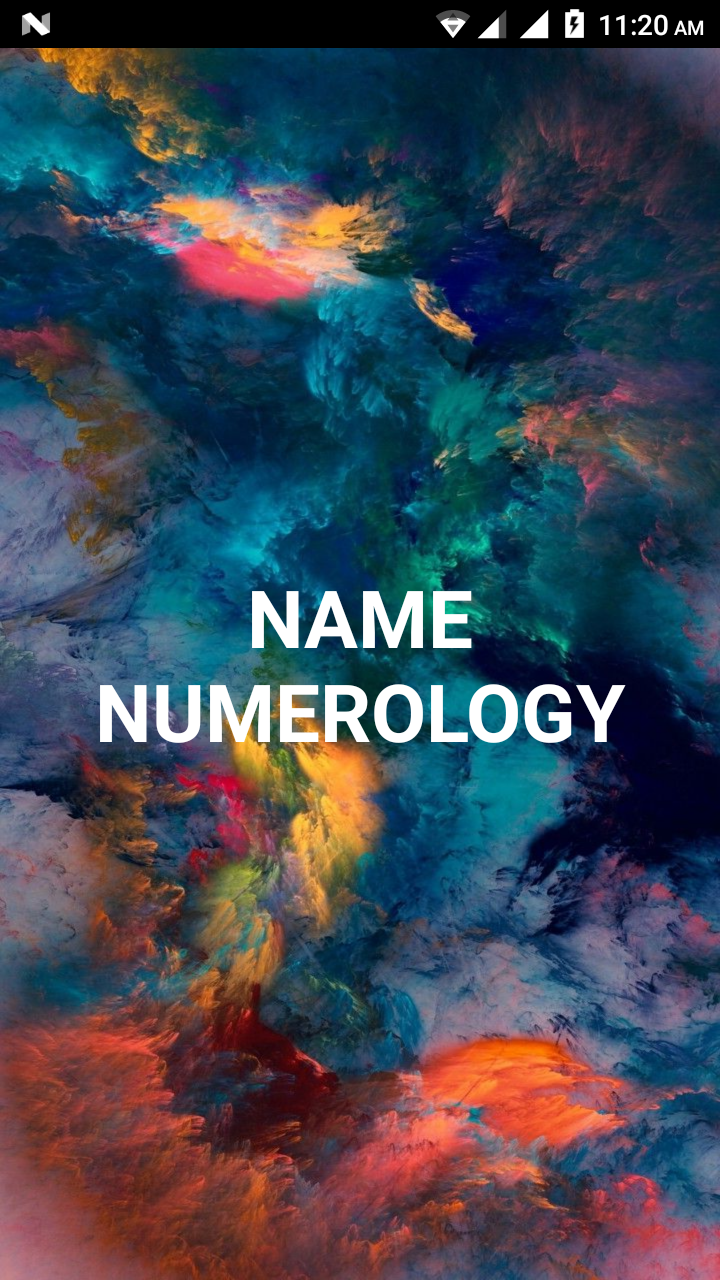 name numerology & baby names