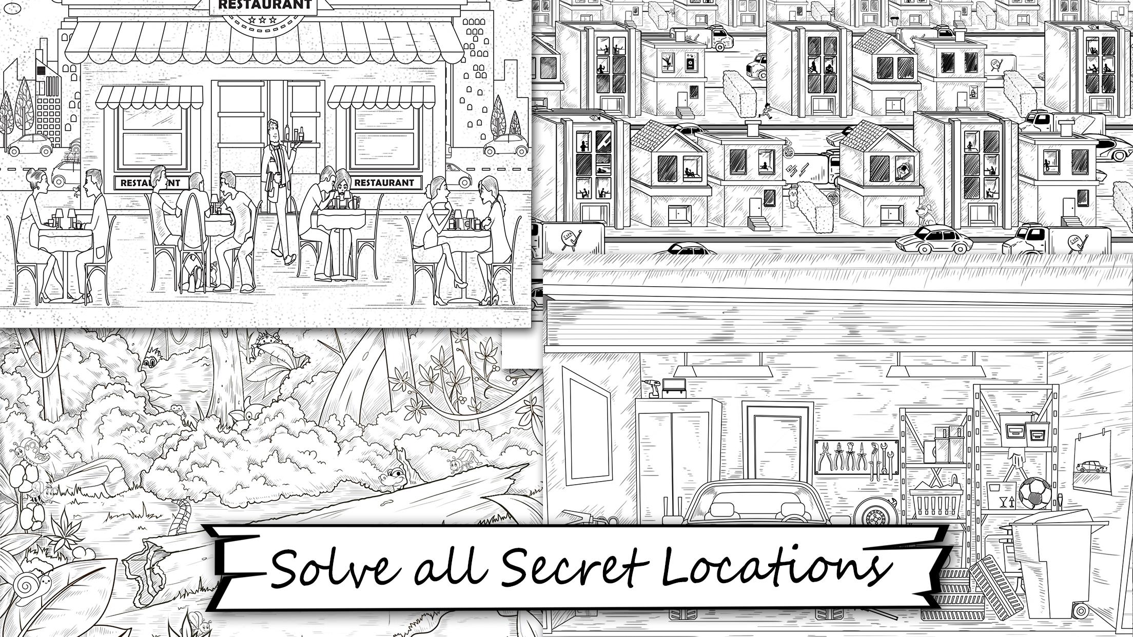 Secret Island Hidden Quest