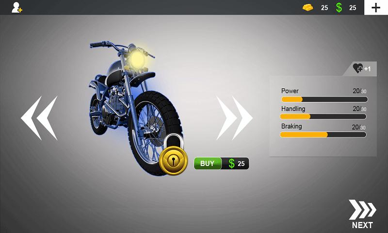Speedy Moto Bike Race - 3d bike racing