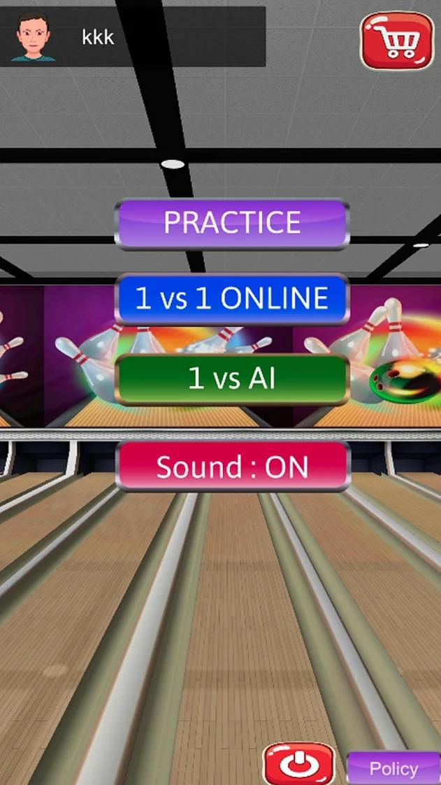 Strike & Spare Live Bowling