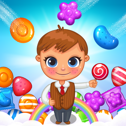Sweet Day - Jelly Match 3 Games & Free Puzzle Game