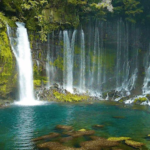 Waterfalls View LWP