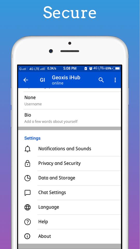 Acha : Free Messaging App