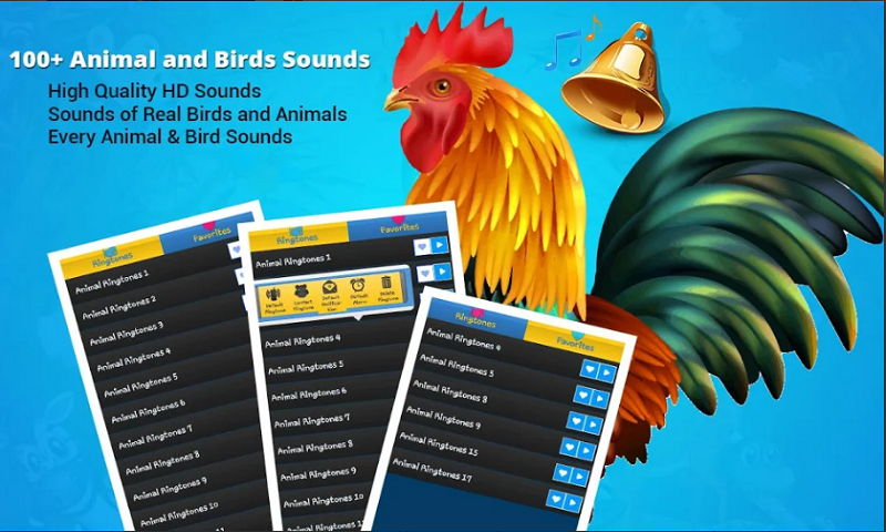Animal Ringtones 2019