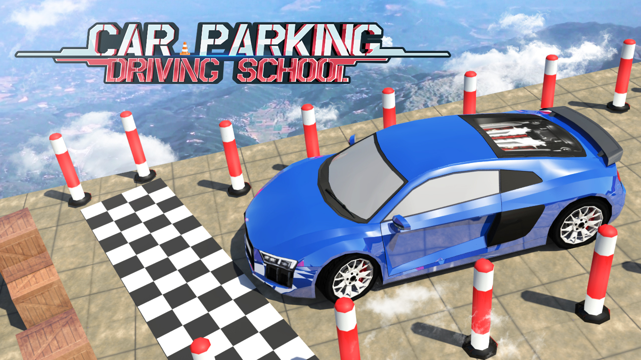 Car Parking - Driving School