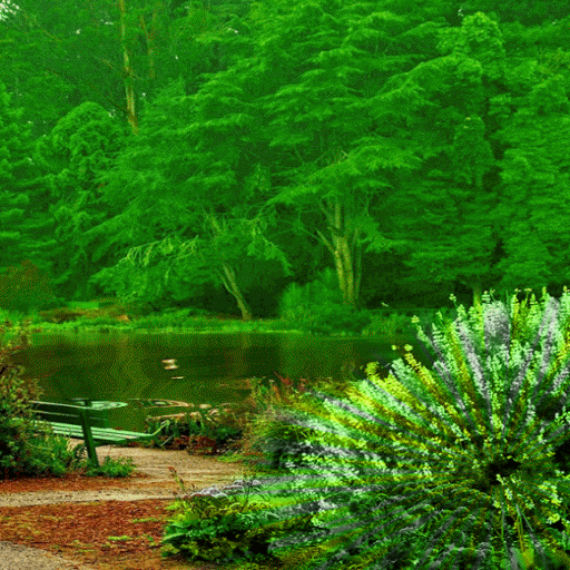 Green Forest Lake LWP