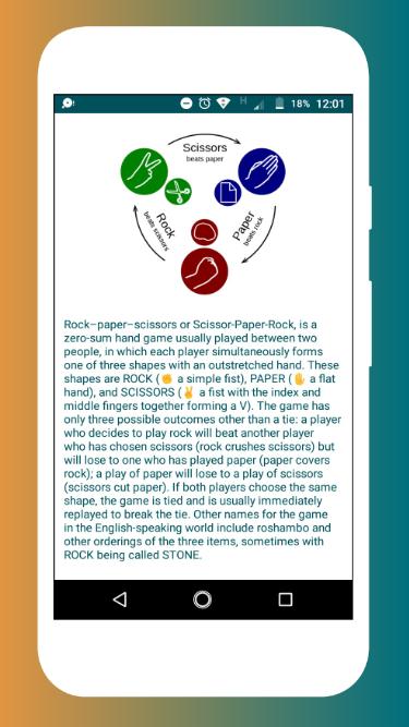 Rock Paper Scissors - Addictive Challenge