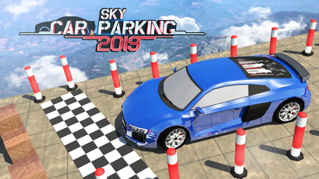 Sky Car Parking 2019