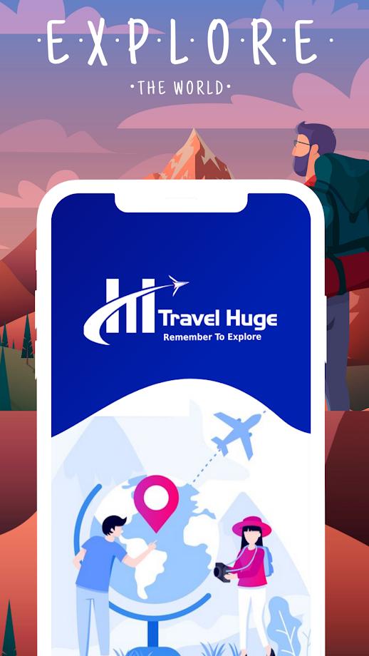 Travel Huge - Cheap Flights, Air tickets & Hotels!