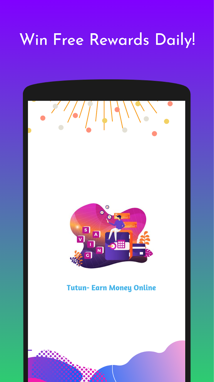 Tutun - Earn Rewards App