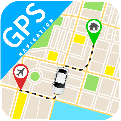 live GPS Satellite Map, Navigation & Direction